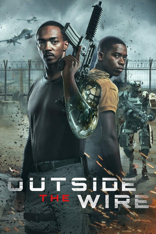 ดูหนังออนไลน์ฟรี [Netflix] Outside the Wire (2021) สมรภูมินอกลวดหนาม