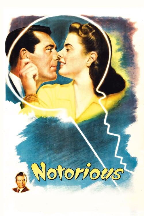 ดูหนังออนไลน์ฟรี Notorious (1946)