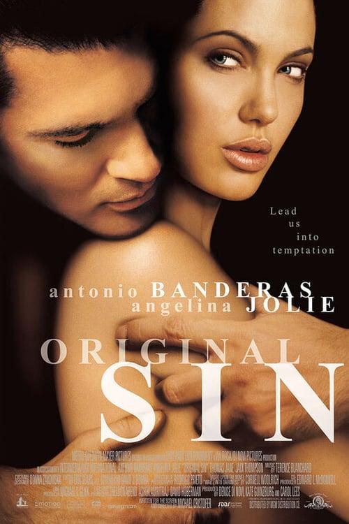 ดูหนังออนไลน์ฟรี Original Sin (2001) ล่าฝันพิศวาส