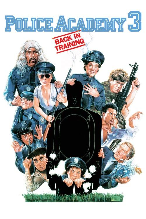 ดูหนังออนไลน์ฟรี Police Academy 3 (1986) โปลิศจิตไม่ว่าง ภาค 3