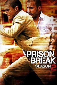 ดูหนังออนไลน์ฟรี Prison Break Season 2 แผนลับแหกคุกนรก ปี 2