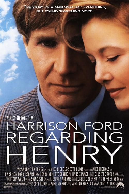 ดูหนังออนไลน์ฟรี Regarding Henry (1991) ชื่อเฮนรี่ ไม่มีวันละลาย
