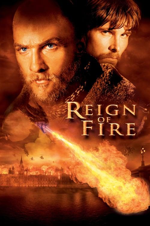 ดูหนังออนไลน์ฟรี Reign of Fire (2002) กองทัพมังกรเพลิงถล่มโลก