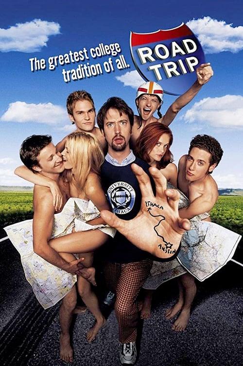 ดูหนังออนไลน์ฟรี Road Trip (2000) เทปสบึมส์ ต้องเอาคืนก่อนถึงมือเธอ