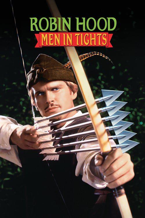 ดูหนังออนไลน์ฟรี Robin Hood Men In Tights (1993) โลกบวม ๆ แบน ๆ ของโรบินฮู้ด