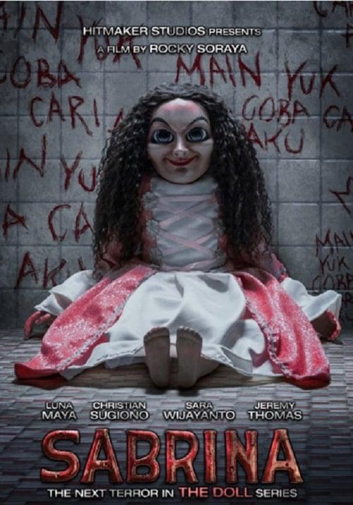 ดูหนังออนไลน์ฟรี Sabrina (2018) ซาบรีน่า วิญญานแค้นฝังหุ่น
