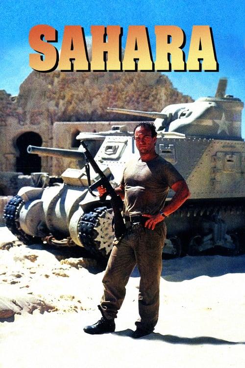 ดูหนังออนไลน์ฟรี Sahara (1995) สมรภูมิทะเลทราย