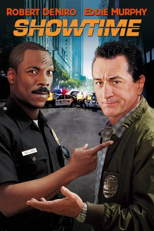 ดูหนังออนไลน์ฟรี Showtime (2002) โชว์ไทม์ ตำรวจจอทีวี
