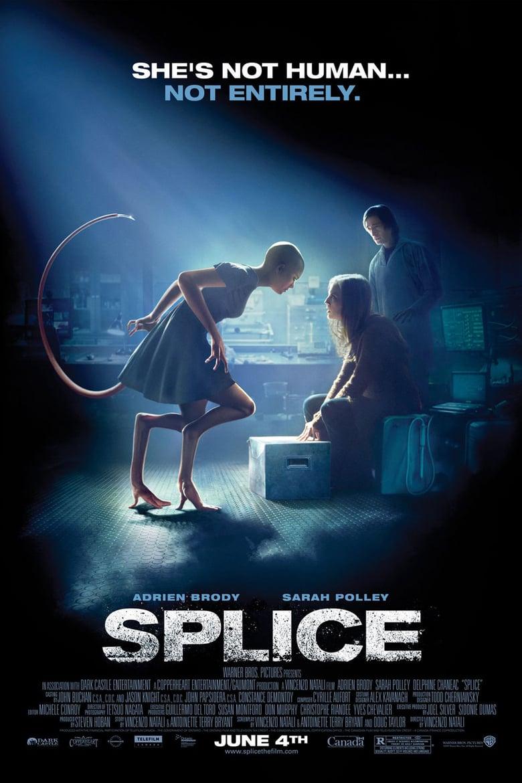 ดูหนังออนไลน์ฟรี Splice (2009) สัตว์สาวกลายพันธุ์ล่าสยองโลก