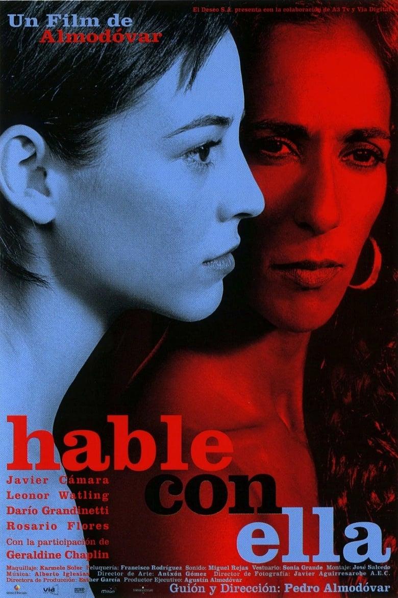 ดูหนังออนไลน์ฟรี Talk to Her (2002) บอกเธอให้รู้ว่ารัก