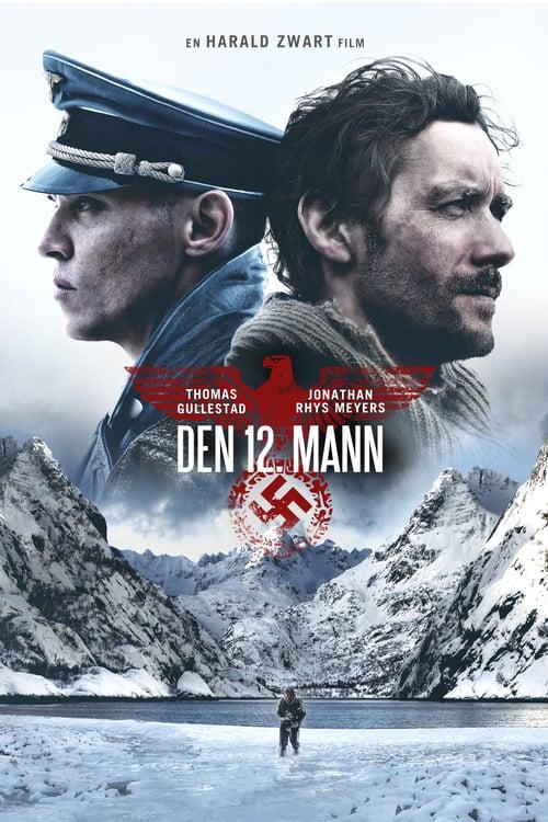 ดูหนังออนไลน์ฟรี The 12th Man (2017) แหกค่ายนาซี