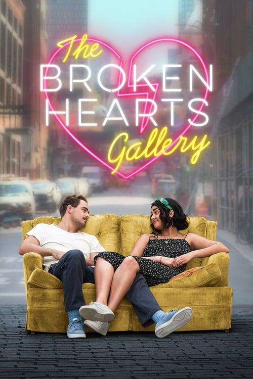 ดูหนังออนไลน์ฟรี The Broken Hearts Gallery (2020) ฝากรักไว้ในแกลเลอรี่