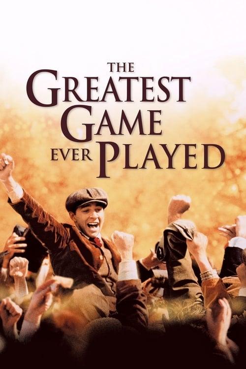 ดูหนังออนไลน์ฟรี The Greatest Game Ever Played (2005) เกมยิ่งใหญ่ … ชัยชนะเหนือความฝัน