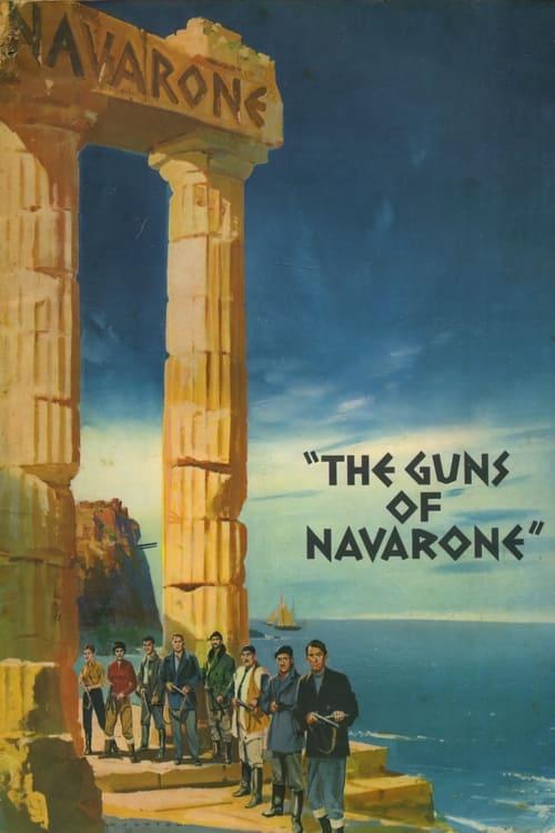 ดูหนังออนไลน์ The Guns of Navarone (1961) ป้อมปืนนาวาโรน