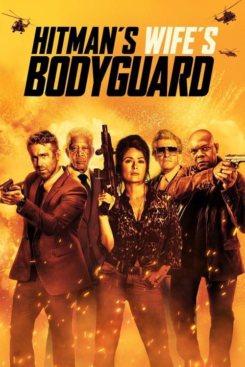 ดูหนังออนไลน์ฟรี The Hitmans Wifes Bodyguard (2021) แสบซ่าส์แบบว่าบอดี้การ์ด 2