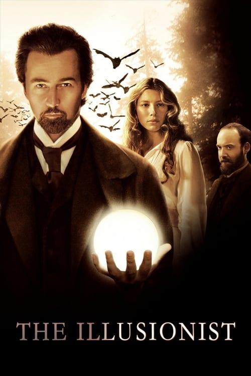 ดูหนังออนไลน์ฟรี The Illusionist (2006) มายากลเขย่าบัลลังก์