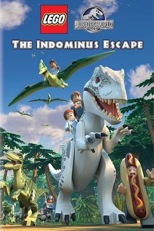 ดูหนังออนไลน์ฟรี LEGO Jurassic World: The Indominus Escape (2016) เลโก้ จูราสสิค เวิลด์ หนีให้รอดจากอินโดไมนัส