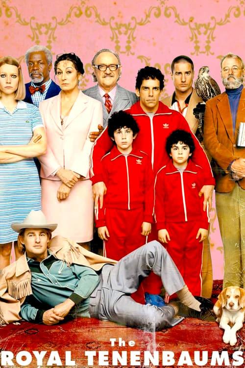 ดูหนังออนไลน์ฟรี The Royal Tenenbaums (2001) ครอบครัวสติบวม