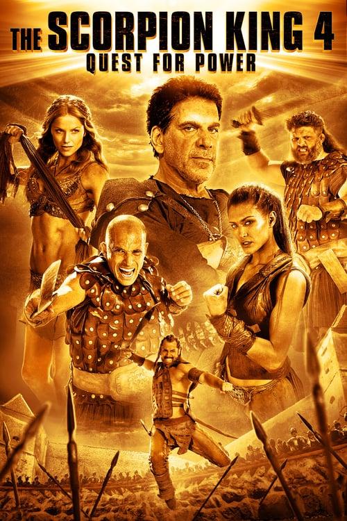ดูหนังออนไลน์ฟรี The Scorpion King 4 (2015) เดอะ สกอร์เปี้ยนคิง 4 : ศึกชิงอำนาจจอมราชันย์