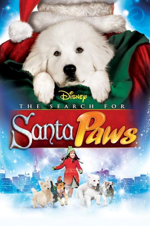 ดูหนังออนไลน์ฟรี The Search for Santa Paws 1 (2010) ตูบน้อยแซนตาคลอส ภาค 1