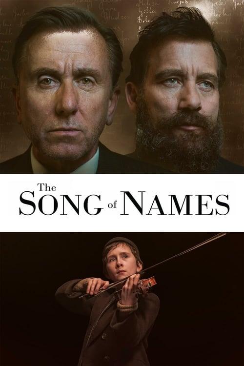 ดูหนังออนไลน์ฟรี The Song of Names (2019) บทเพลงผู้สาบสูญ