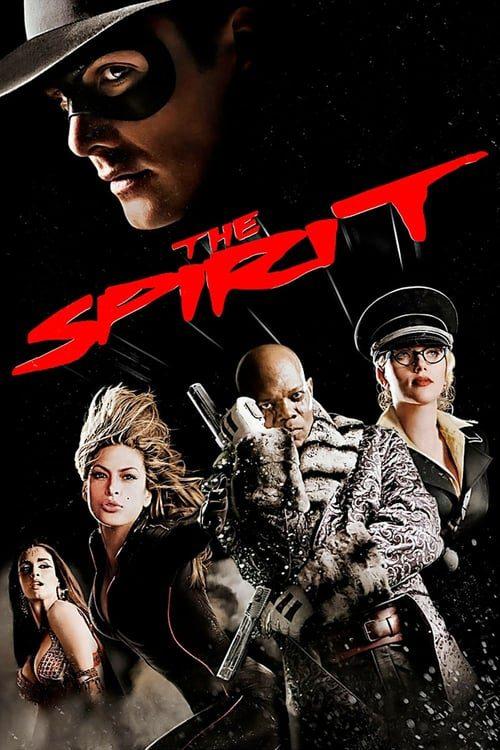 ดูหนังออนไลน์ฟรี The Spirit (2008) ฮีโร่หน้ากากดำพันธุ์มหากาฬ