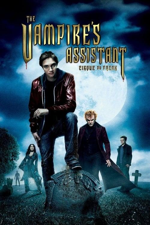 ดูหนังออนไลน์ฟรี Cirque du Freak: The Vampires Assistant (2009) ผจญโลกแวมไพร์มรณะ
