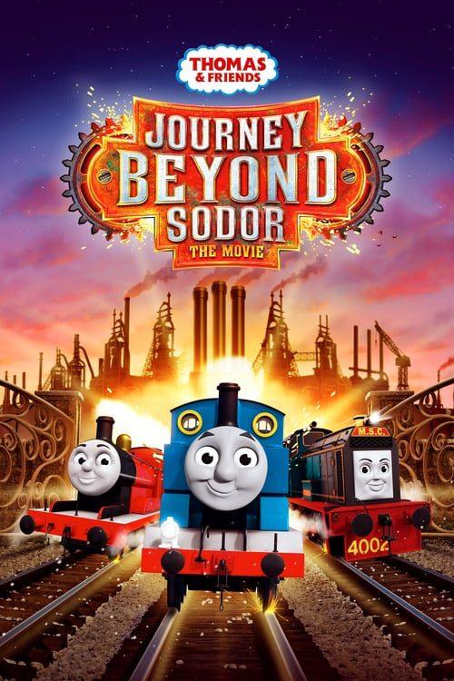 ดูหนังออนไลน์ Thomas and Friends Journey Beyond Sodor (2017)