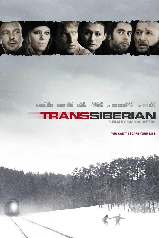 ดูหนังออนไลน์ฟรี Transsiberian (2008) ทรานส์ไซบีเรียน ทางรถไฟสายระทึก