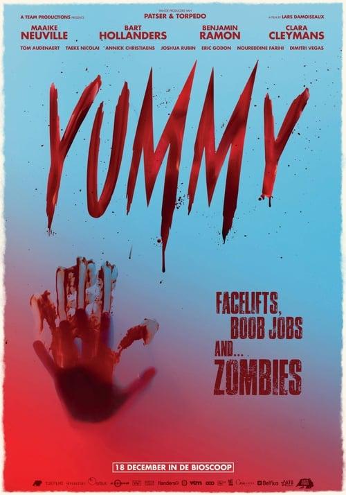 ดูหนังออนไลน์ฟรี YUMMY (2019) สาวคัพ-F ฝ่าคลินิกซอมบี้คลั่ง