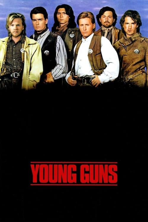ดูหนังออนไลน์ฟรี Young Guns (1988) ยังกันส์