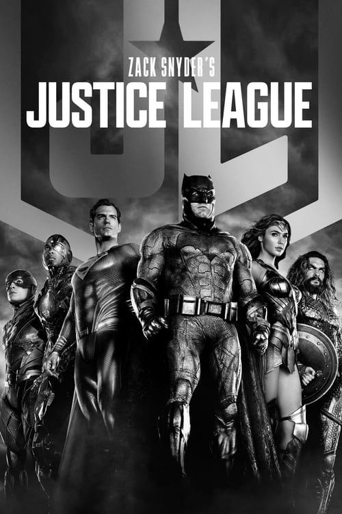 ดูหนังออนไลน์ Zack Snyders Justice League Snyders Cut (2021) จัสติส ลีก สไนเดอร์คัท