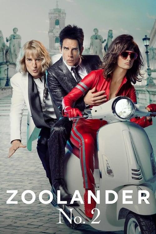 ดูหนังออนไลน์ฟรี Zoolander 2 (2016) ซูแลนเดอร์ เว่อร์วังอลังการ