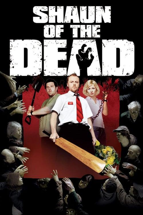 ดูหนังออนไลน์ฟรี Shaun of the Dead (2004) รุ่งอรุณแห่งความวาย(ป่วง)
