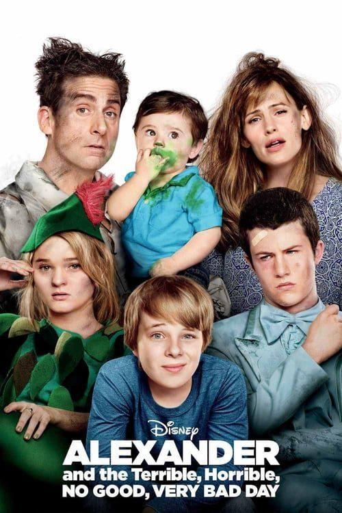 ดูหนังออนไลน์ Alexander and the Terrible Horrible No Good Very Bad Day (2014) อเล็กซานเดอร์กับวันมหาซวยห่วยสุดๆ