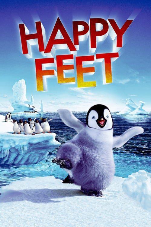 ดูหนังออนไลน์ฟรี Happy Feet (2006) แฮปปี้ฟีต เพนกวินกลมปุ๊กลุกขึ้นมาเต้น
