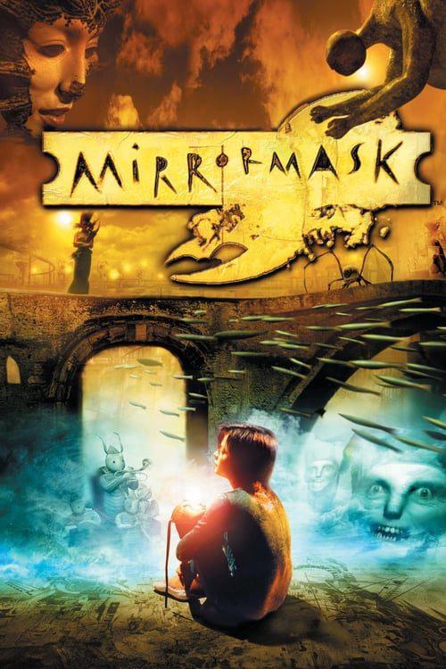 ดูหนังออนไลน์ฟรี Mirrormask (2005) อภินิหารหน้ากากมหัศจรรย์