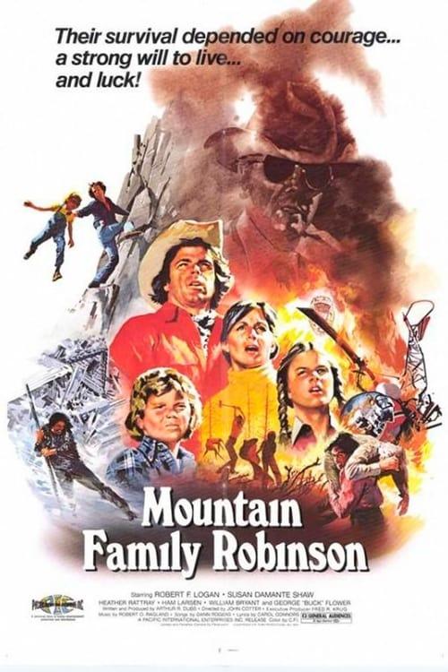 ดูหนังออนไลน์ Mountain Family Robinson (1979) บ้านเล็กในป่าใหญ่ 3