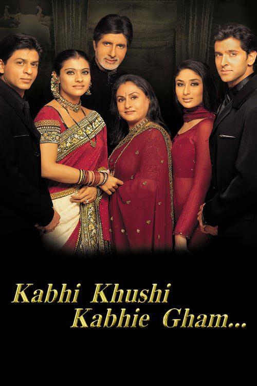 ดูหนังออนไลน์ [NETFLIX] Kabhi Khushi Kabhie Gham (2001) ฟ้ามิอาจกั้นรัก