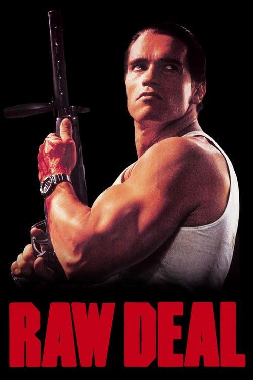 ดูหนังออนไลน์ฟรี Raw Deal (1986) เหล็กดิบ