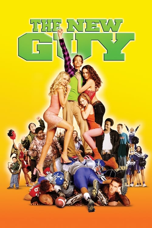 ดูหนังออนไลน์ฟรี The New Guy (2002)
