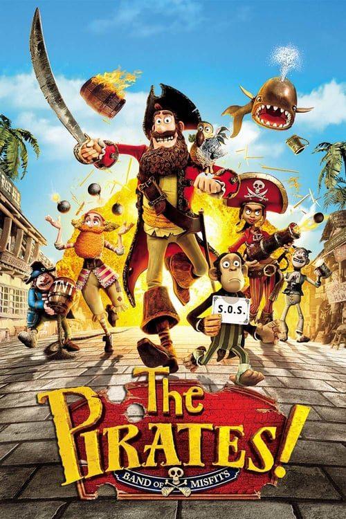 ดูหนังออนไลน์ฟรี The Pirates Band Of Misfits (2012) กองโจรสลัดหลุดโลก