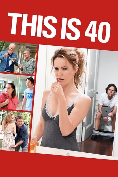 ดูหนังออนไลน์ This Is 40 (2012) โอ๊ย…40 จะวัยทีนหรือวัยทอง