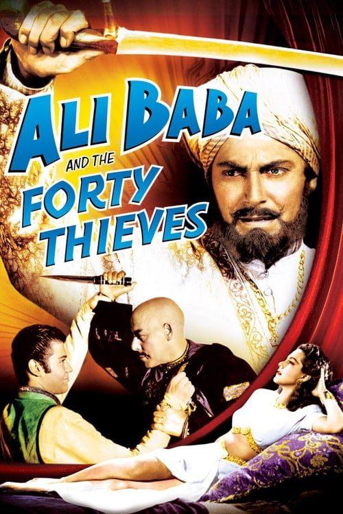 ดูหนังออนไลน์ฟรี Ali Baba and the forty thieves (1944) อาลีบาบาและโจรสี่สิบคน