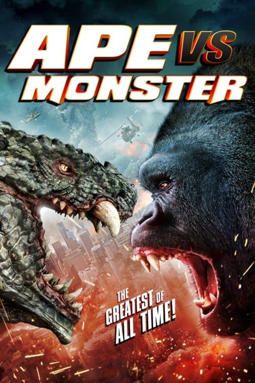 ดูหนังออนไลน์ฟรี Ape vs Monster (2021)