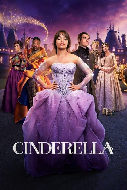ดูหนังออนไลน์ Cinderella (2021) ซินเดอเรลล่า