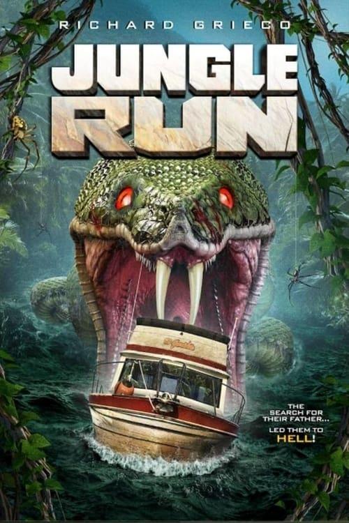 ดูหนังออนไลน์ฟรี Jungle Run 2021