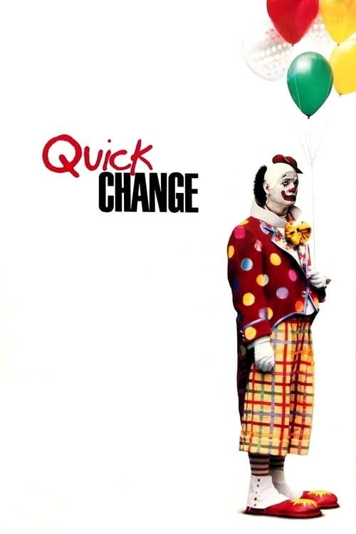 ดูหนังออนไลน์ฟรี Quick Change (1990)