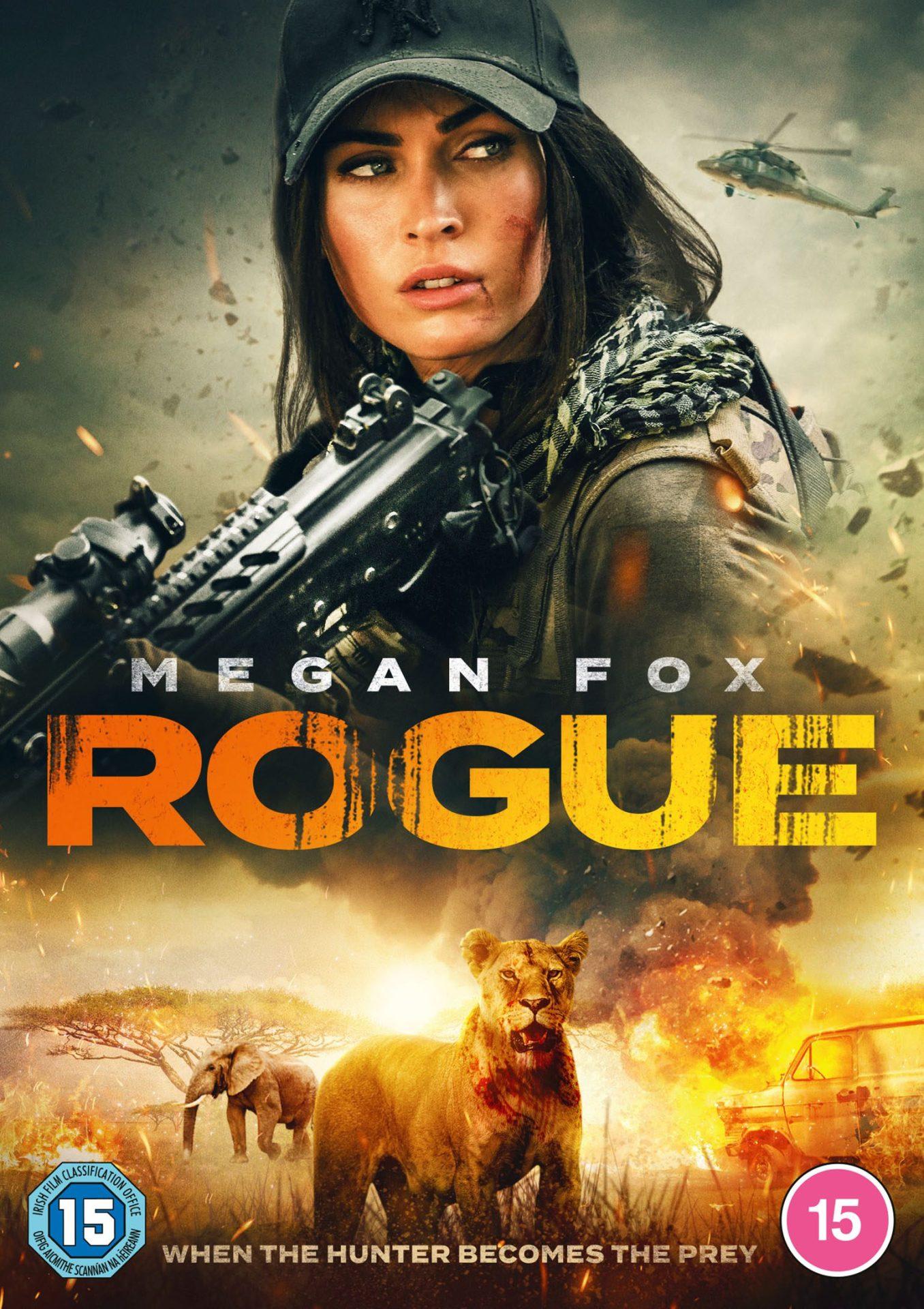 ดูหนังออนไลน์ Rogue (2020) นางสิงห์ระห่ำล่า