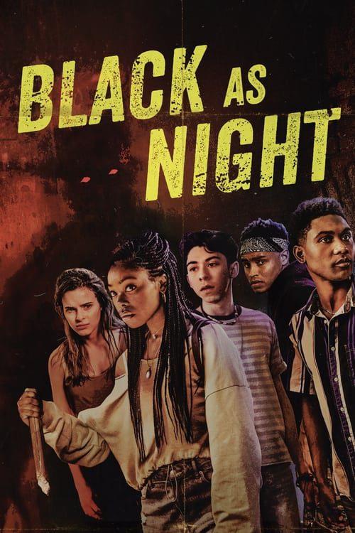 ดูหนังออนไลน์ฟรี Black as Night (2021) มหันตภัยในเงามืด